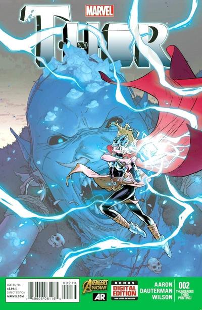 Thor #2 (2015)