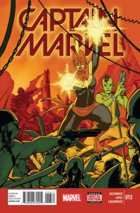 Captain Marvel #13 (2015)