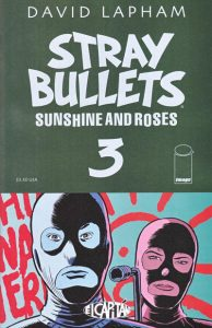 Stray Bullets: Sunshine & Roses #3 (2015)