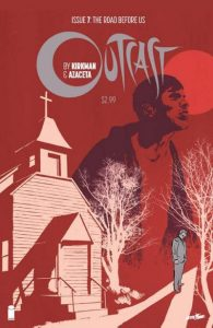 Outcast by Kirkman & Azaceta #7 (2015)