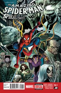 Amazing Spider-Man #16.1 (2015)