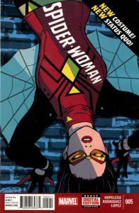 Spider-Woman #5 (2015)