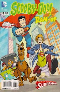 Scooby-Doo Team-Up #9 (2015)