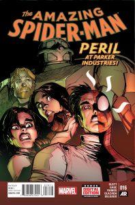 Amazing Spider-Man #16 (2015)
