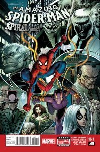 Amazing Spider-Man #16.1 (2015)