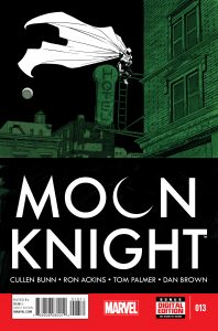 Moon Knight #13 (2015)