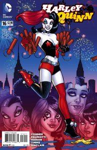 Harley Quinn #16 (2015)