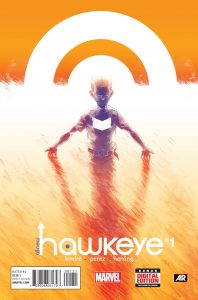 All-New Hawkeye #1 (2015)