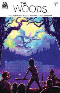 The Woods #11 (2015)
