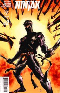Ninjak #2 (2015)