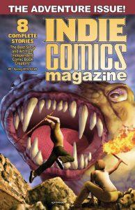 Indie Comics Magazine #9 (2015)