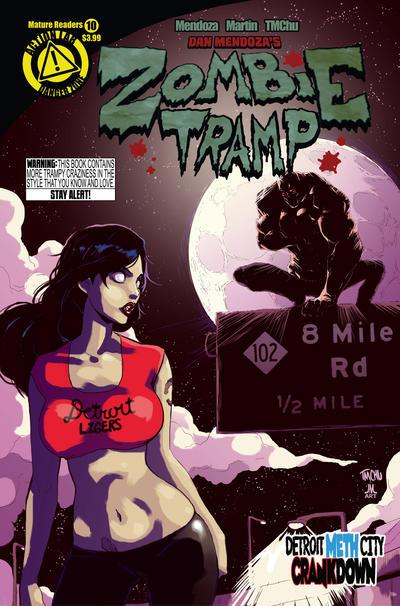 Zombie Tramp #10 (2015)