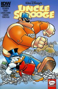 Uncle Scrooge #1 / 405 (2015)