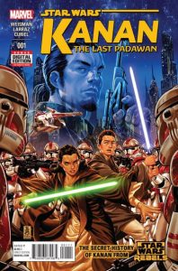 Star Wars Kanan #1 (2015)