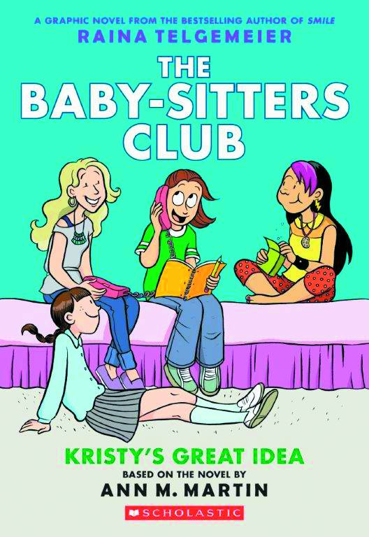The Babysitter's Club #1 (2015)