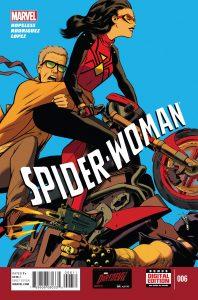 Spider-Woman #6 (2015)