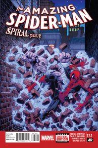 Amazing Spider-Man #17.1 (2015)