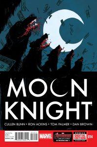 Moon Knight #14 (2015)