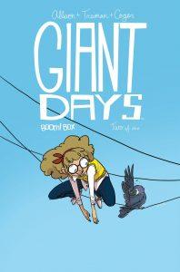 Giant Days #2 (2015)