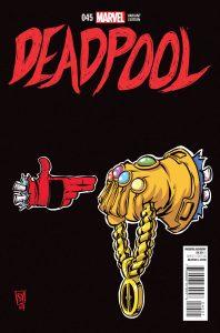 Deadpool #45 (2015)