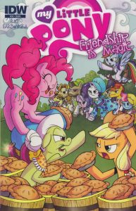 My Little Pony: Friendship Is Magic #30 (2015)