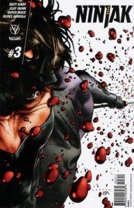Ninjak #3 (2015)