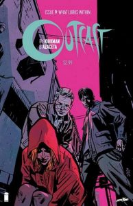 Outcast by Kirkman & Azaceta #9 (2015)