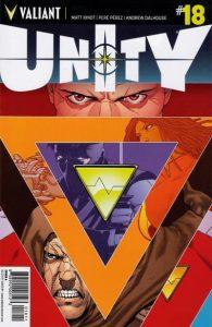 Unity #18 (2015)