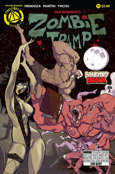 Zombie Tramp #11 (2015)