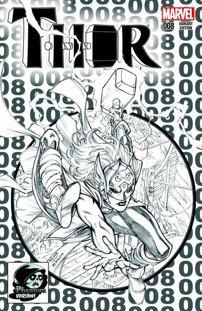 Thor #8 (2015)