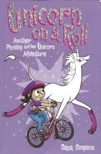 Phoebe and Her Unicorn #2 (2015)