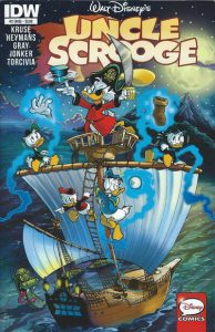 Uncle Scrooge #2 / 406 (2015)