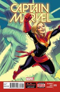 Captain Marvel #15 (2015)
