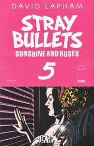 Stray Bullets: Sunshine & Roses #5 (2015)