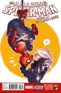 The Amazing Spider-Man #18.1 (2015)