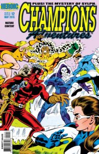 Champions Adventures #12 (2015)