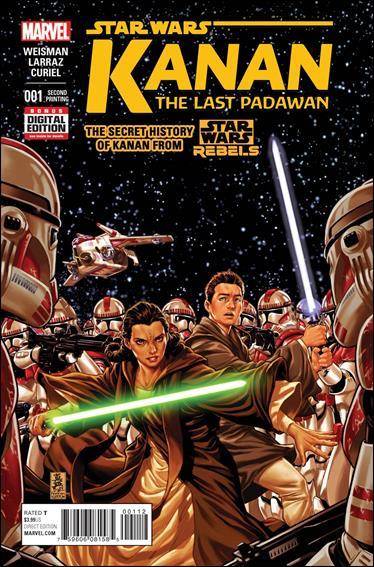 Star Wars Kanan #1 (2015)