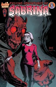 Chilling Adventures of Sabrina #4 (2015)