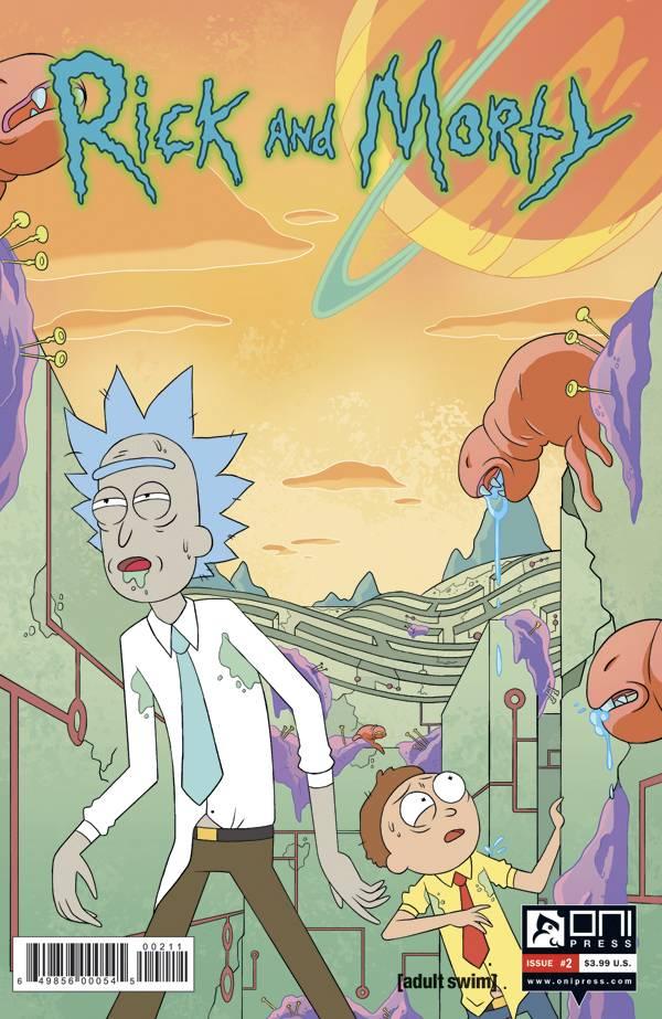 Rick and Morty #2 (2015)