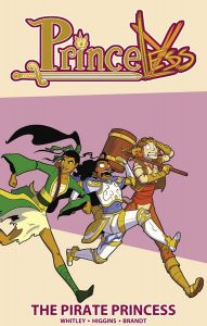 Princeless: The Pirate Princess #1 (2015)