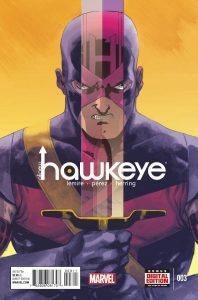 All-New Hawkeye #3 (2015)