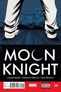 Moon Knight #15 (2015)