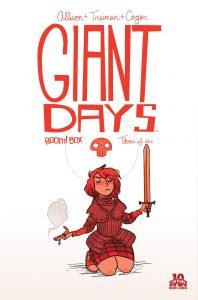 Giant Days #3 (2015)