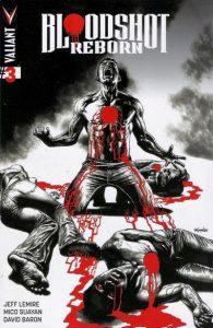 Bloodshot Reborn #3 (2015)