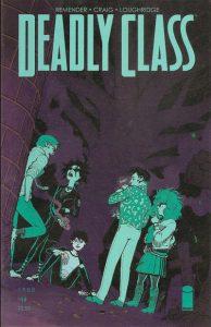 Deadly Class #14 (2015)