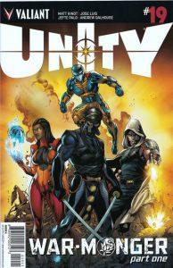 Unity #19 (2015)