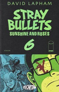 Stray Bullets: Sunshine & Roses #6 (2015)