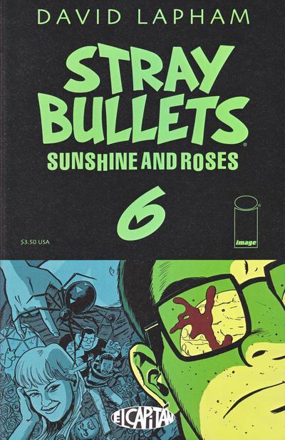 Stray Bullets: Sunshine & Roses #6 (2015)