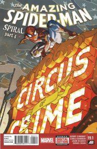 The Amazing Spider-Man #19.1 (2015)