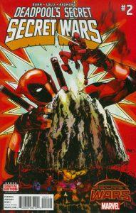 Deadpool's Secret Secret Wars #2 (2015)